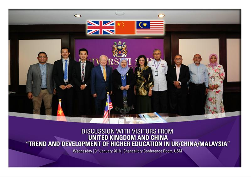 DISCUSSION WITH VISITORS FROM UNITED KINGDOM AND CHINA 800x600