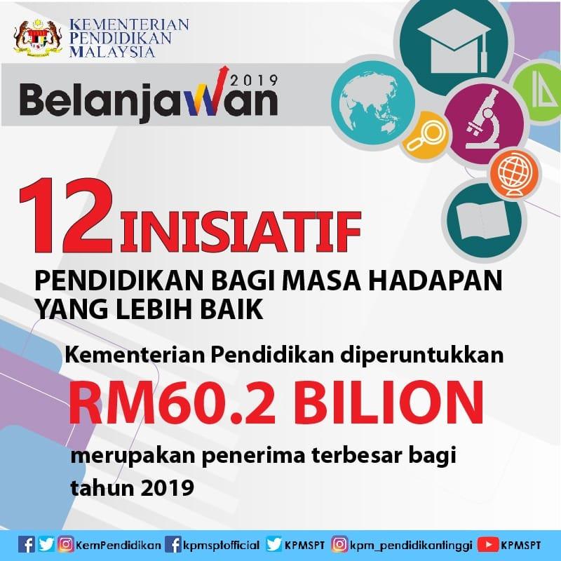 Usm News Portal Usm Sambut Baik Cabaran Bajet 2019