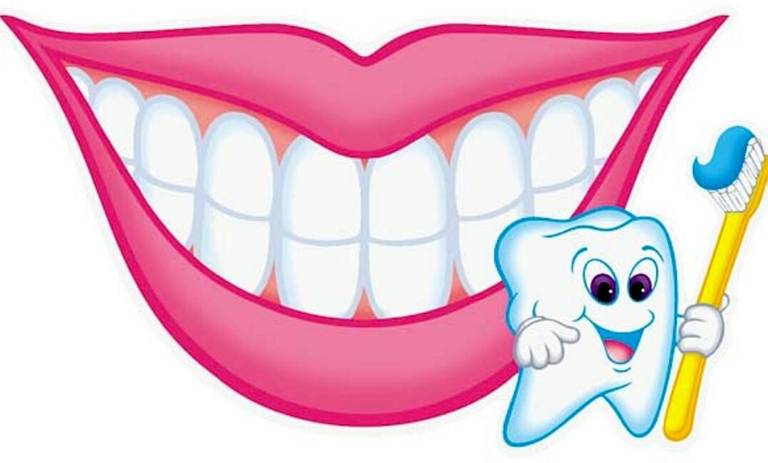Чистые зубы картинки