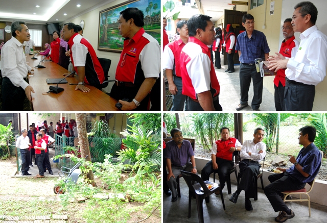 USM News Portal - USM LAUNCHES MINI BIOGAS PLANT: GENERATE